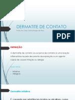 Dermatite de Contato 2