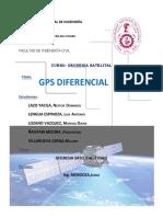 geodesia satelital