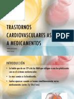 Trastornos Cardiovasculares Asociados a Medicamentos