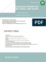 Cardiovascular Dysfunction Following Spinal Cord Injury