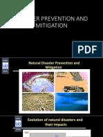 8 Disaster Mitigation