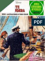 Joyas Literarias Juveniles - 196 - Ante La Bandera