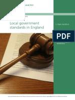 Local Government England