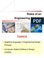 Chapter 13 Roles of Engineering Drawing
