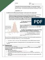 AP Statistics Ch 9 Student Notes 2017