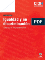 CIDH Compendio-Igualdad No Discriminacion