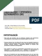 Aula 1 EMC - Introdução à Compatibilidade Eletromagnética