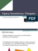 Clase 3 Figuras Geomètricas y Triàngulos
