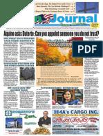 ASIAN JOURNAL November 22, 2019 Edition