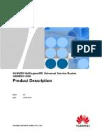NE40E V800R011C00 Product Description