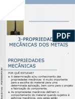 propriedades mecanicas dos metais
