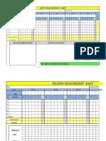 MDI sheets