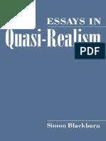 Blackburn - Essays in Quasi-Realism.pdf