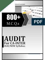 Audit Mcq Maps