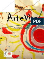 Art Therapy Portuguese Magazine