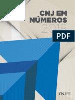 Relatório CNJ em Números 2018