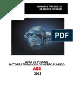 LP Motores 2015 Vigente
