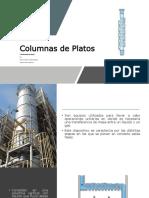 Columnas de Platos