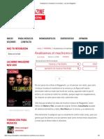 Analizamos El Machismo en La Música - LaCarne Magazine