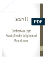 Lecture 11 - Combinational logic-II.pdf