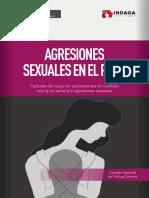 Agresiones Sexuales en El Peru