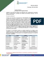 Oficio de Egresos Manual de Farmacos as 400 Ssc Pasadero Junio