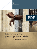 UNODC Strategy on Addressing the Global Prison Crisis