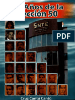 50 Años de La Sección 50
