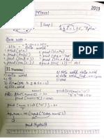 python rpogramming 2020 notes
