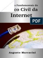 Aspectos Fundamentais Do Marco Civil Da Internet Marcacini Augusto