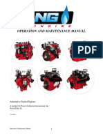 NGE Cert Stationary Operations and Mantainance Manual 56100000-B