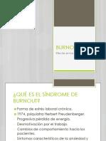 BURNOUT Presentación