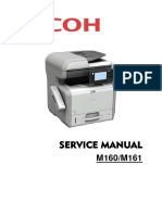 Service Manual - Sp4510sf