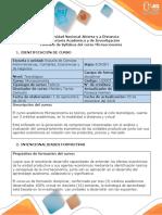 Syllabus Del Curso Microeconomia