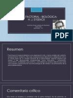Eysenck y Catell