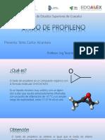 Óxido de Propileno