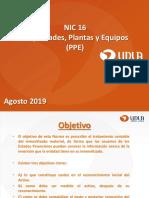 Presentacion NIC 16 PPE