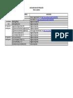 Anotaciones Para Postproducción TEMA 3