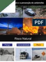 Riscos e Catastrofes