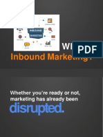 What is in Bound Marketing
