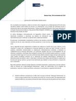 Carta a la OEA