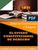 Estado Constitucional Del Derecho