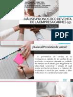 Analisis Pronostico de Ventas Por Osman Alvarez