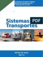 Sistemas de Transportes Apresentação