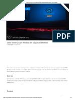 Clone Universal Com Windows Em Máquinas Diferentes _ Sayro Digital.pdf