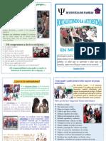Diptico de Autoestima - Escuela de Familia 22-10 19