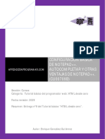 CU00709B Configuracion basica Notepad++ ventajas editor crear web HTML.pdf