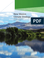 New Mexico Climate Strategy Initial Recommendations and Status Update