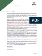 Pliego de Condiciones ANDI GPW 461 15