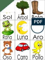 Loteria abecedario